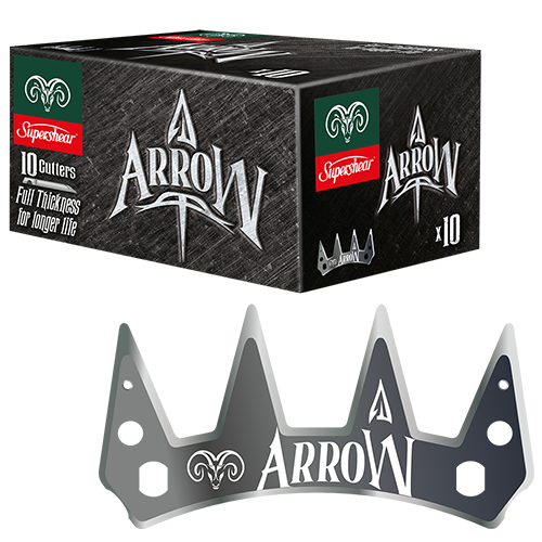 Supershear Arrow Cutter
